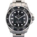ロレックス ROLEX シードゥエラー ディープシー 116660 ブラック文字盤 メンズ 腕時計 【中古】