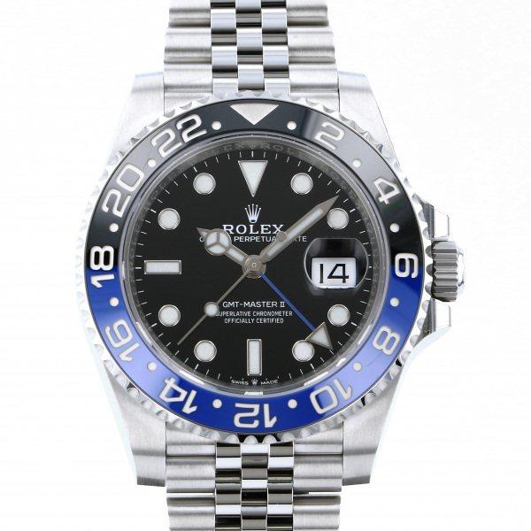 腕時計, メンズ腕時計  ROLEX GMT II 126710BLNR