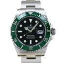 ロレックス ROLEX サブマリーナ デイト 126610LV ブラック文字盤 新品 腕時計 メンズ