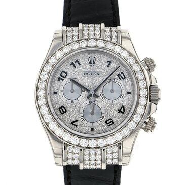 ロレックス ROLEX デイトナ 116599RBR ZEA 全面ダイヤ文字盤 メンズ 腕時計 【新品】