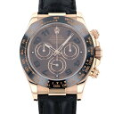 株式会社ジェムキャッスルゆきざきで買える「ロレックス ROLEX デイトナ 116515LN チョコレート文字盤 メンズ 腕時計 【中古】」の画像です。価格は3,780,000円になります。