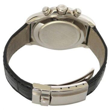 ロレックス ROLEX コスモグラフ デイトナ ケース・文字盤純正ダイヤ 116589RBR  全面ダイヤ文字盤 メンズ 腕時計 【中古】