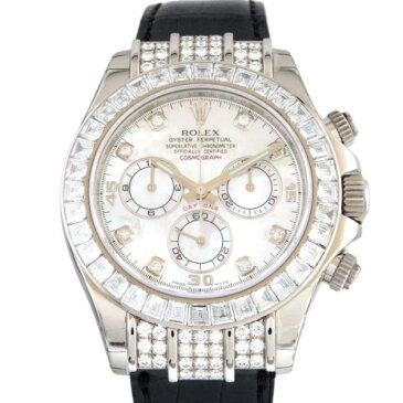 ロレックス ROLEX コスモグラフ デイトナ 116599TBR NG ホワイトシェル文字盤 メンズ 腕時計 【新品】