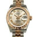 ロレックス ROLEX デイトジャスト 179171 シルバーローマ文字盤 レディース 腕時計 【新品】