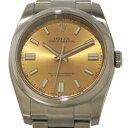 ロレックス ROLEX オイスターパーペチュアル36 116000 ホワイトグレープ文字盤 メンズ 腕時計 【新品】
