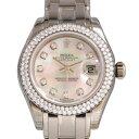 ロレックス ROLEX デイトジャスト 80339NG ピンクシェル文字盤 レディース 腕時計 【新品】