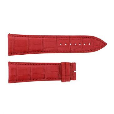純正ストラップ STRAP フランク・ミュラー 10000H用 レッドクロコ 10000H メンズ 腕時計替えベルト 【新品】