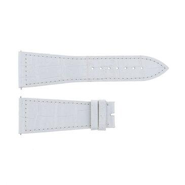 純正ストラップ STRAP フランク・ミュラー 6000H用 ホワイトクロコ 6000H メンズ 腕時計替えベルト 【新品】