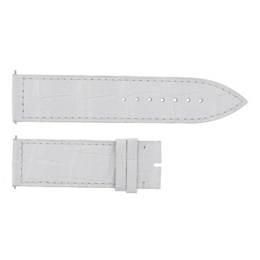 純正ストラップ STRAP フランク・ミュラー 1000/1002用 ホワイトクロコ 1000/1002 メンズ 腕時計替えベルト 【新品】