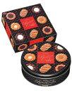 (本州一部送料無料) ブルボン ミニギフト バタークッキー缶 (4×2)8入 (ケース販売)。