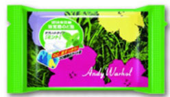 アンディウォーホル!6入×24まで1個口でお送りできます!味覚糖 味覚糖のど飴缶 アンディ・...