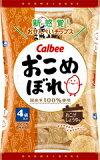 カルビー おこめぼれ おこげしょうゆ塩味 12入【優勝記念】