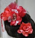 kk159*【和装小物】髪飾り 着物 洋装 夏着物 絽 パー...