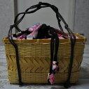 kc207/浴衣にあう籠巾着 和装バッグ 和雑貨 数量限定セ...