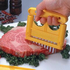固いお肉をやわらかくする ミートソフター[代引き手数料無料]【ポイント10倍】