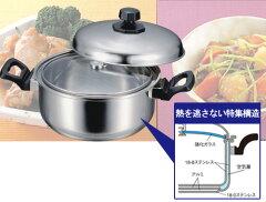 省エネ節約仕様 保温調理器「ほっとく鍋」【18cm】[代引き手数料無料]