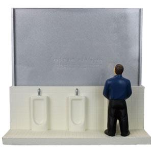 【ポイント10倍】トイレのフォトフレーム【代引き手数料無料】 (10P13Jun14)