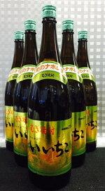 送料無料 いいちこ 25度麦焼酎 1800ml 6本セット ※北海道、沖縄はプラス1500円いただきます。