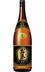 黒霧島 EX 送料無料 芋焼酎 1800ml 霧島酒造 6本セット ※北海道、沖縄はプラス1500円いただきます。