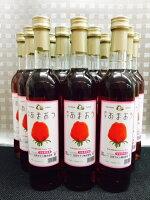 あまおう ワイン 送料無料 500ml 12本セット ※北海道、沖縄への発送はご注文後に送料1500円追加させていただきます。