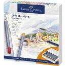 Faber-Castelゴールドファーバーアクア水彩色鉛筆38色スタジオボックスセット