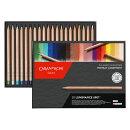 カランダッシュ6901-920ルミナス油性色鉛筆ポートレート20色セット
