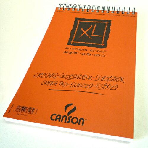 CANSON キャンソン XL クロッキー A4