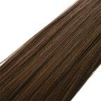 ウィッグヘアー (毛束) 100g ライトブラウン キャッシュレス