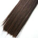 ウィッグヘアー (毛束) 100g ダークブラウンとキャラメルブラウンのミックス キャッシュレス
