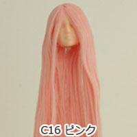 27HD-01植毛ヘッド01ナチュラルピンク