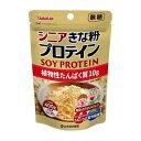 《山本漢方製薬》 シニアきな粉プロテイン 400g