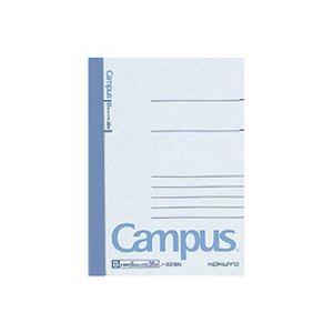 (まとめ)キャンパスノートB7B罫36枚160冊