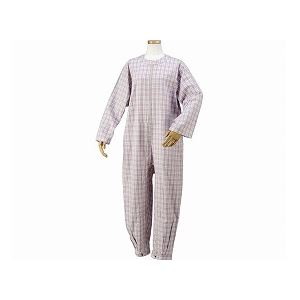 ハートフルウェアフジイハートフルつなぎパジャマ/HP06-100M03ピンク