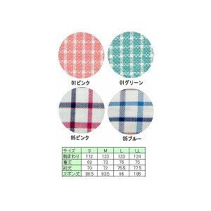 ハートフルウェアフジイハートフル前開きファスナーパジャマセット/HP15-100LL01ピンク