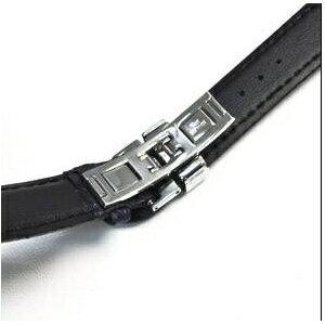 【3本セット】腕時計用パーツ バタフライバックル 【レディース10mm】