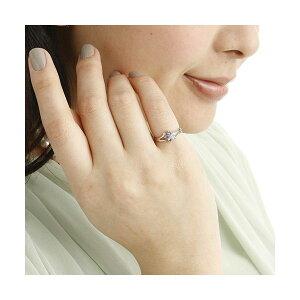K10WG(ホワイトゴールド)タンザナイトリング13号(ファッションリング指輪天然石その他の天然石)