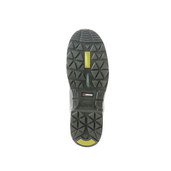 ワンタッチ先芯強度耐滑静電ブーツ 24cm