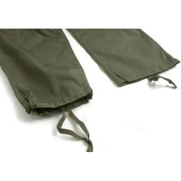 アメリカ軍 BDU カーゴパンツ /迷彩服パンツ  リップストップ YN521007 オリーブ