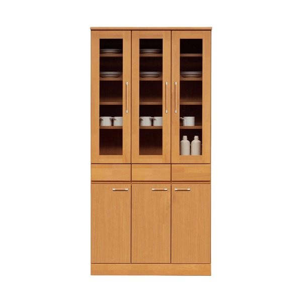 キッチン収納, 食器棚・キッチンボード () 90cm MORRIS