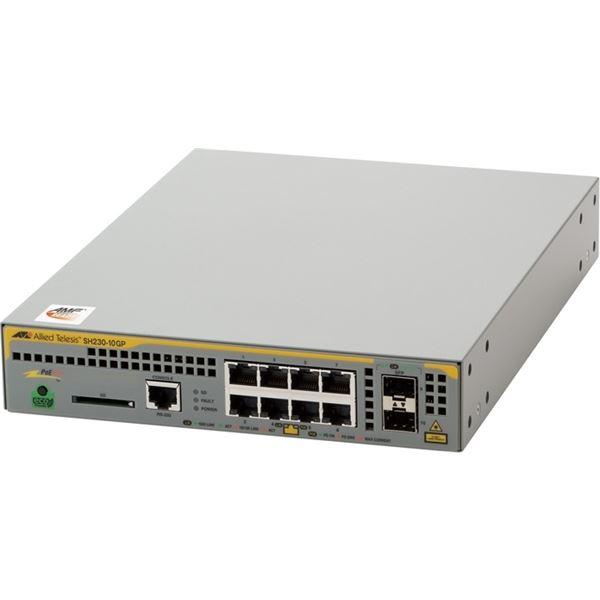 アライドテレシス AT-SH230-10GP PoEスイッチ 3524R (カテゴリー:AV>デジモノ>パソコン>周辺機器>ネットワーク機器 ):夢の小屋