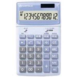 (業務用10セット) ジョインテックス 小型電卓卓上タイプ 5台 K042J-5 (カテゴリー:生...