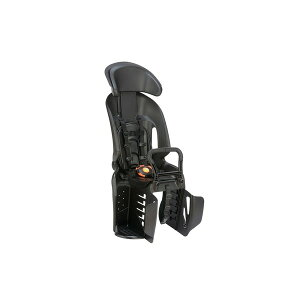ヘッドレスト付き後ろ用子供乗せ(自転車用チャイルドシート)【OGK】RBC-011DX3ブラック(黒)/ブラック(黒)【】(カテゴリー:スポーツレジャー自転車(スポーツバイク)その他の自転車)