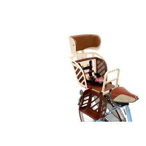 ヘッドレスト付き後ろ用子供乗せ(自転車用チャイルドシート)【OGK】RBC-009DX3Mベージュ〔自転車アクセサリー〕【】(カテゴリー:スポーツレジャー自転車(スポーツバイク)その他の自転車)