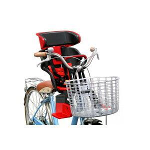 ヘッドレスト付きフロント子供乗せ(自転車用チャイルドシート)前用【OGK】FBC-011DX3ブラック(黒)/こげ茶【】(カテゴリー:スポーツレジャー自転車(スポーツバイク)その他の自転車)