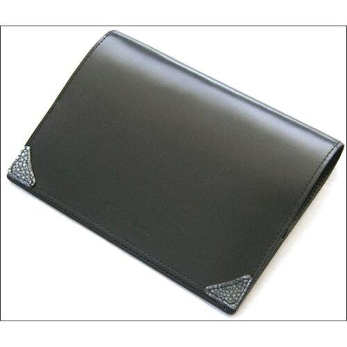 Colore Borsa(コローレボルサ) ブックカバー ブラック MG-007 黒 (カテゴ...