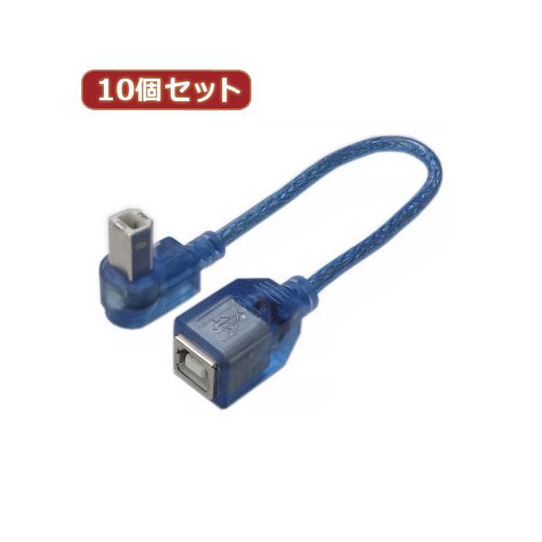 パソコン・周辺機器, その他  10 USB BtypeL 20L USBB-CA20ULX10