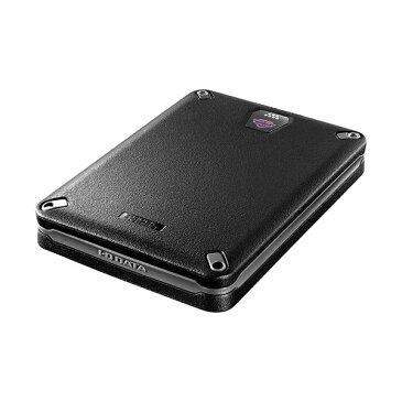 アイオーデータ USB3.0/2.0ハードウェア暗号化&パスワードロック 耐衝撃ポータブルハードディスク 500GB HDPD-SUTB5001台