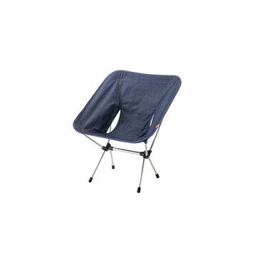 折りたたみ アウトドアチェア (イス 椅子) /レジャーチェア 【幅57cm】 アルミニウム コットン 『クイックチェア 』 〔キャンプ 釣り〕