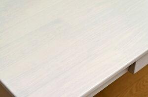 【送料無料】木製テーブル【120cm×60cm】引出し2杯付きナチュラル〔リビング/ダイニング/作業台〕(カテゴリー:生活用品>インテリア>雑貨>インテリア>家具>テーブル>その他のテーブル)