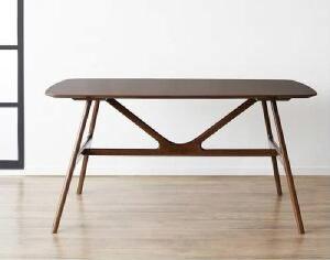 【送料無料】ダイニングテーブル北欧モダンデザインダイニングエスパシオ(テーブル幅W150)(テーブル幅W150)
